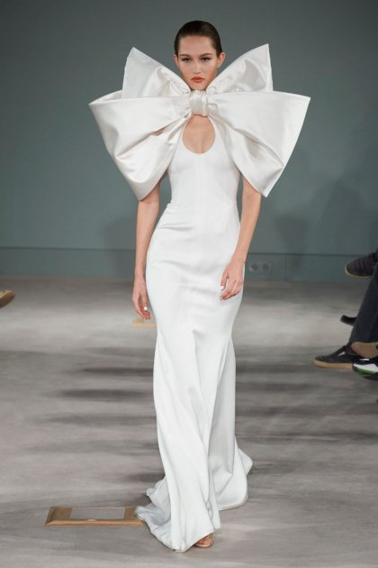 Vestido Longo Resort Gola Alta Off White PA Concept