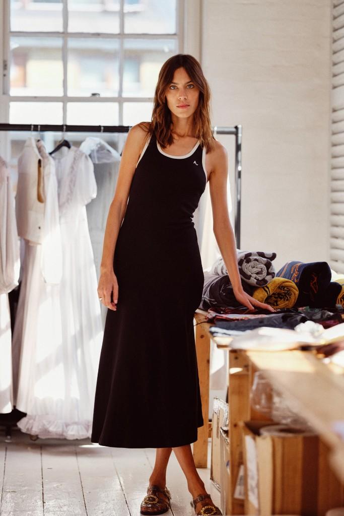 95a8411c0 Alexa Chung estreia-se na semana de Moda de Londres