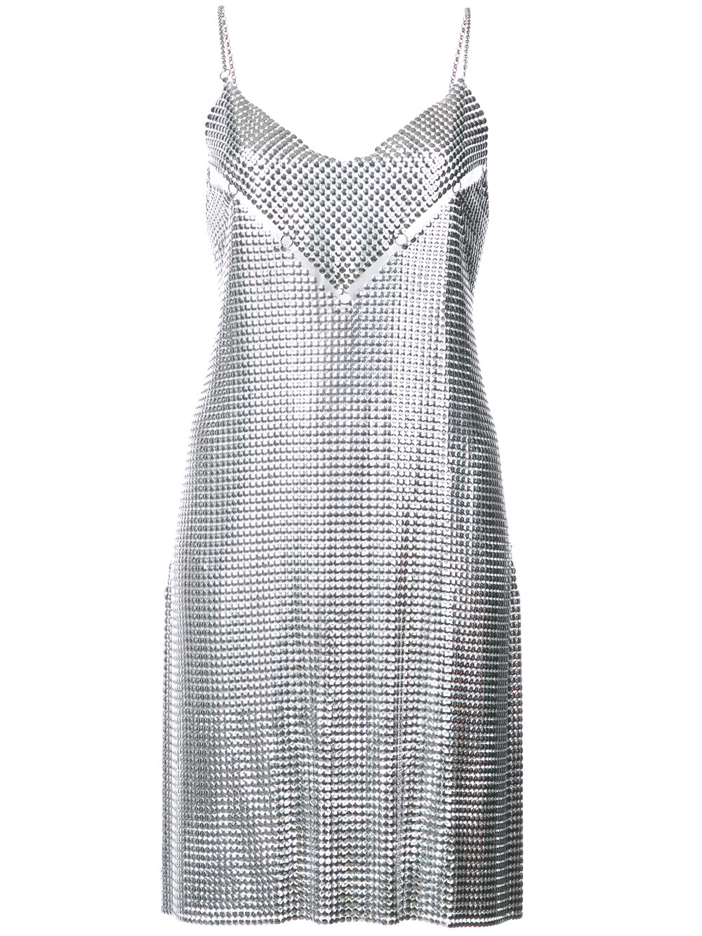 Chain metal dress €4.789 Paco Rabanne