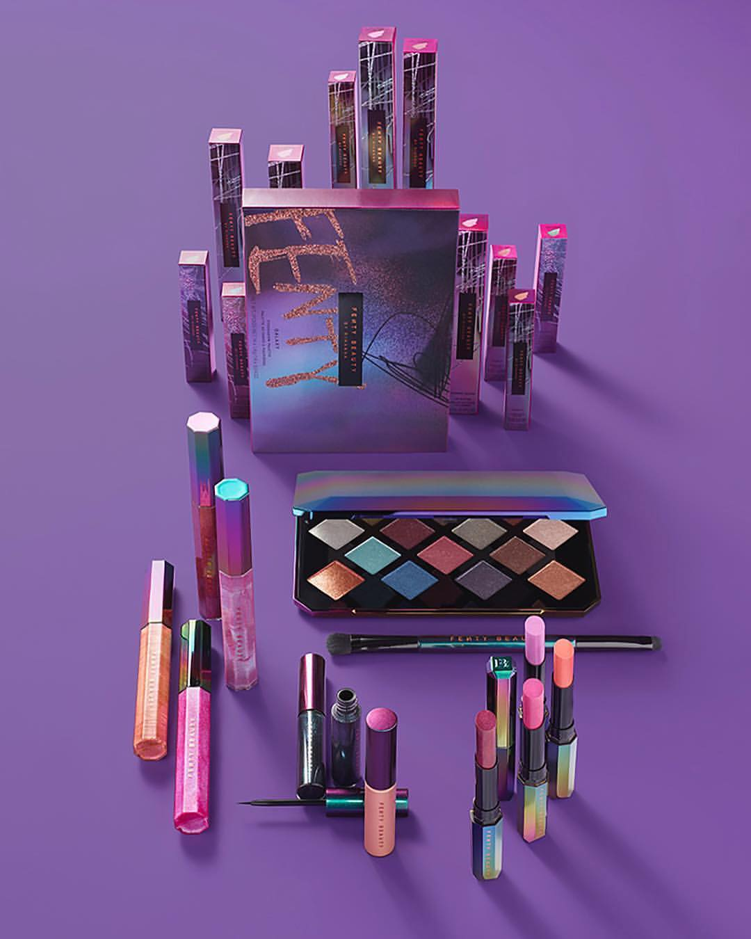 Galaxy Collection © @fentybeauty