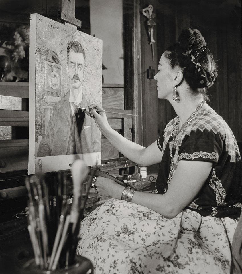 © Museu Frida Kahlo
