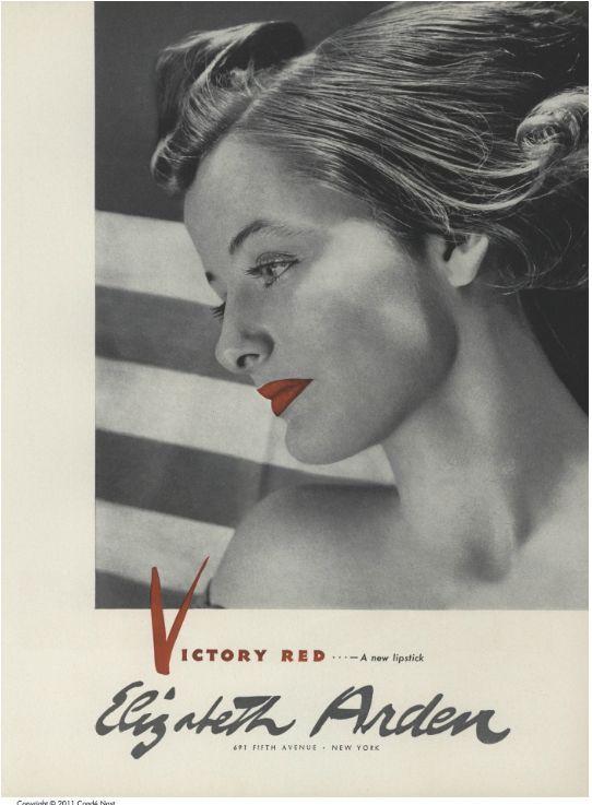 Campanha Elizabeth Arden, 1941