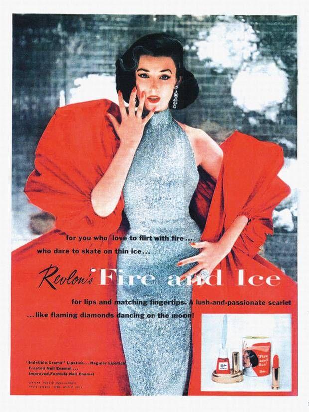Campanha Revlon, 1952