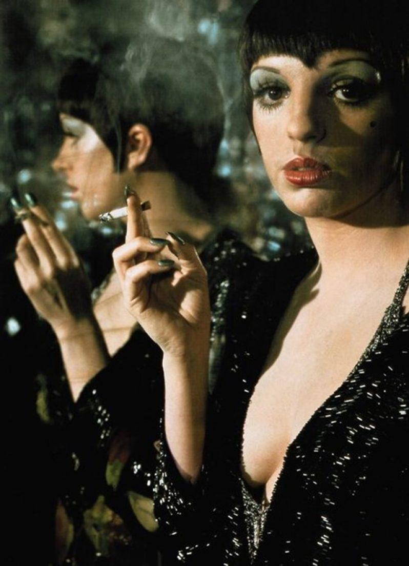 Liza Minnelli em 'Cabaret', 1972