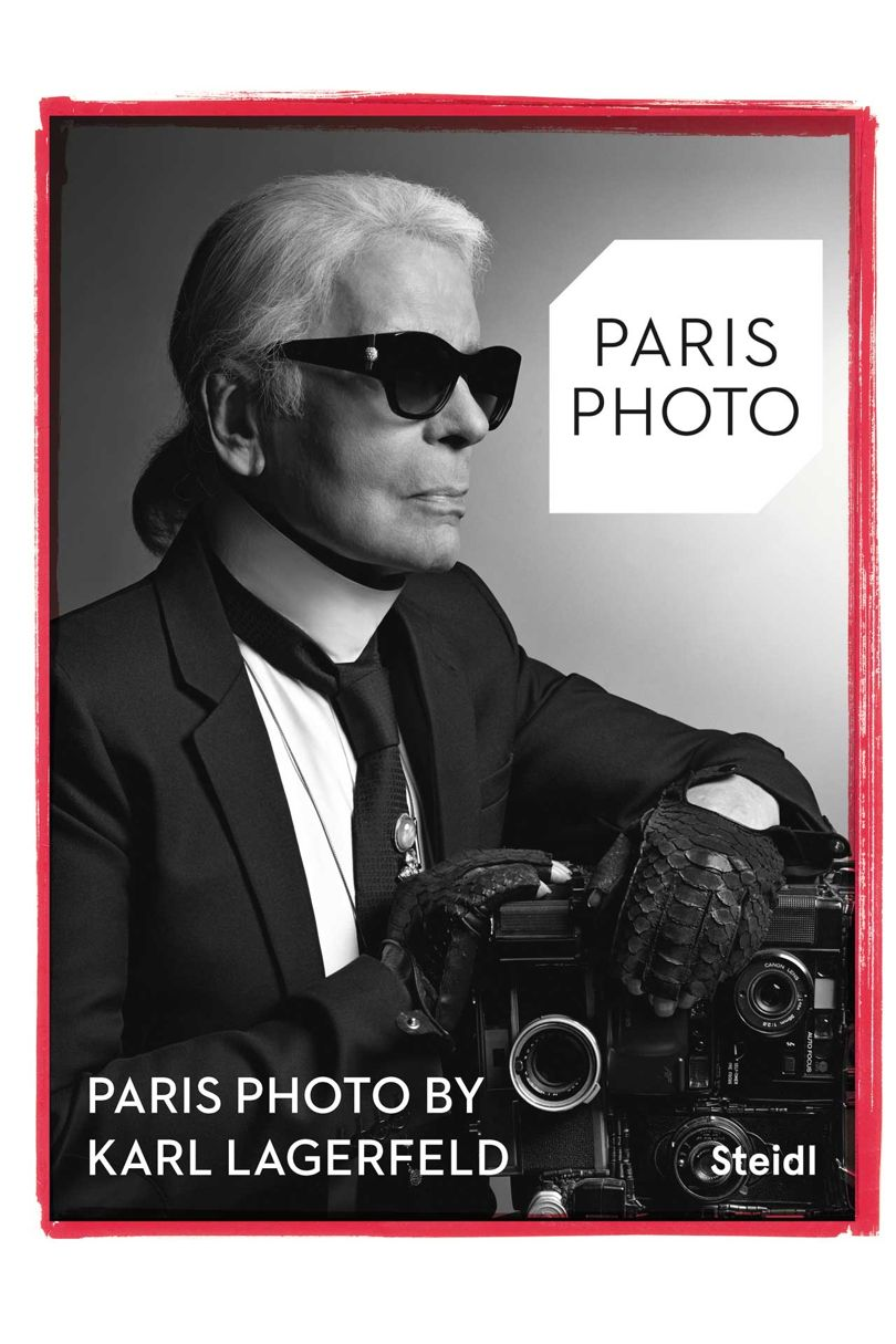 A book with images and essays of Karl Lagerfeld's selection of images from Paris Photo 2017 will be published at the end of November