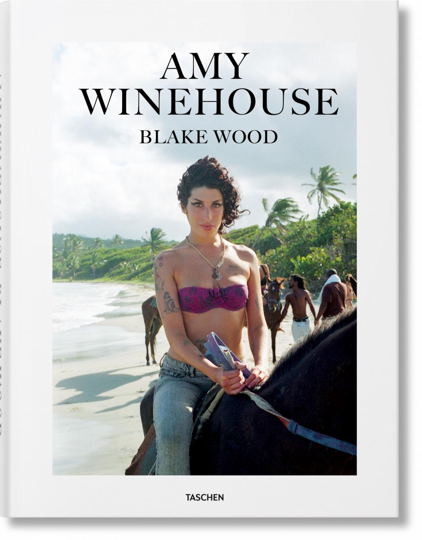 Amy Winehouse by Blake Wood, € 30, Taschen.com