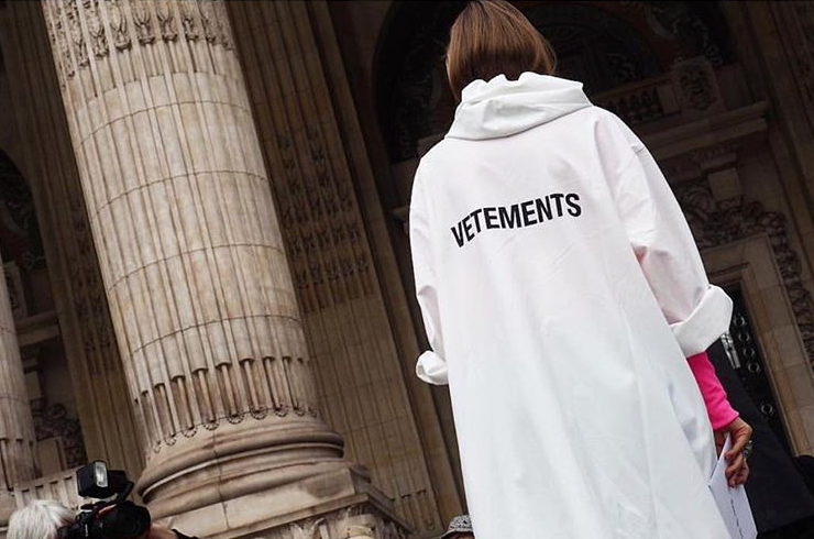 Instagram © @vetements_official