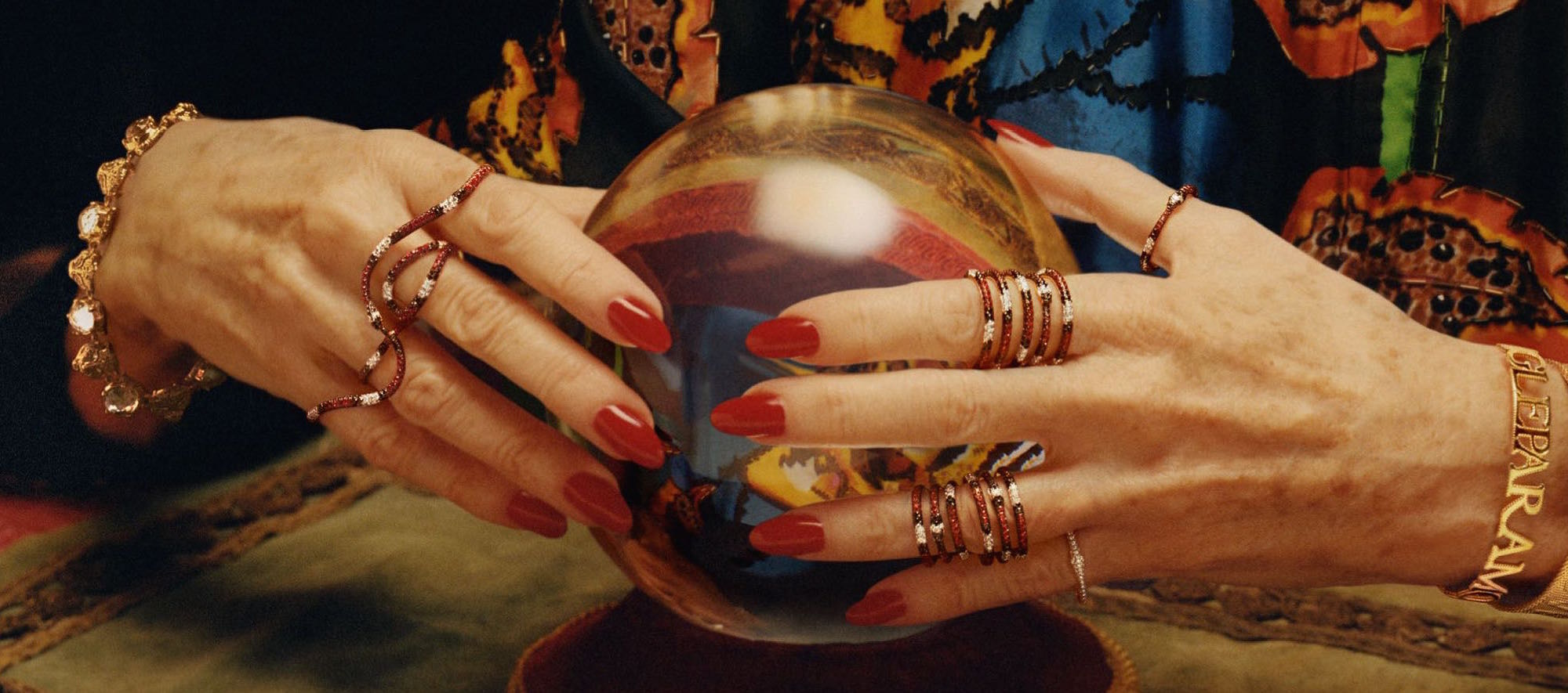The Fortune Teller © Colin Dodgson para Gucci