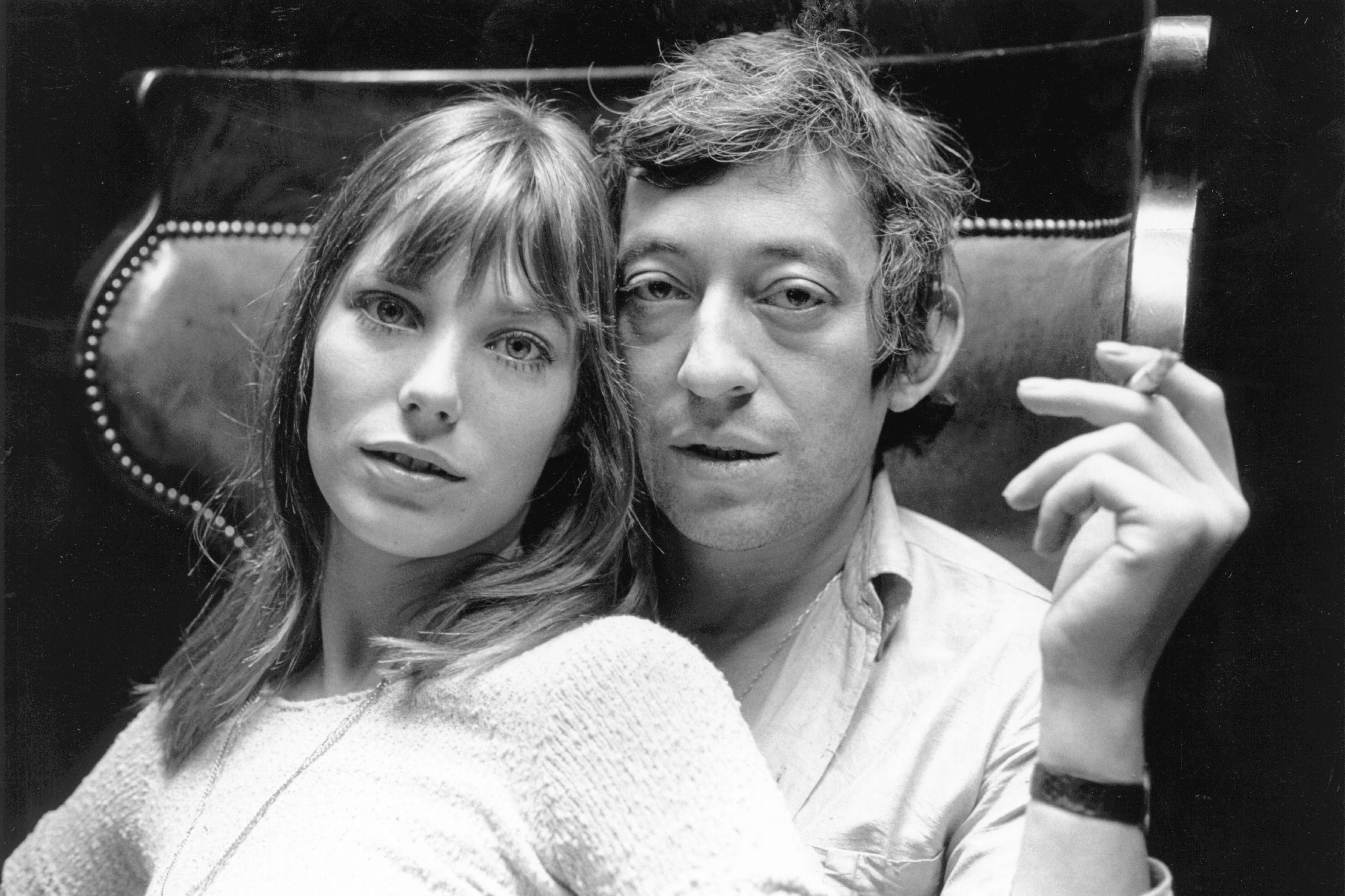Jane Birkin e Serge Gainsbourg © Getty Images