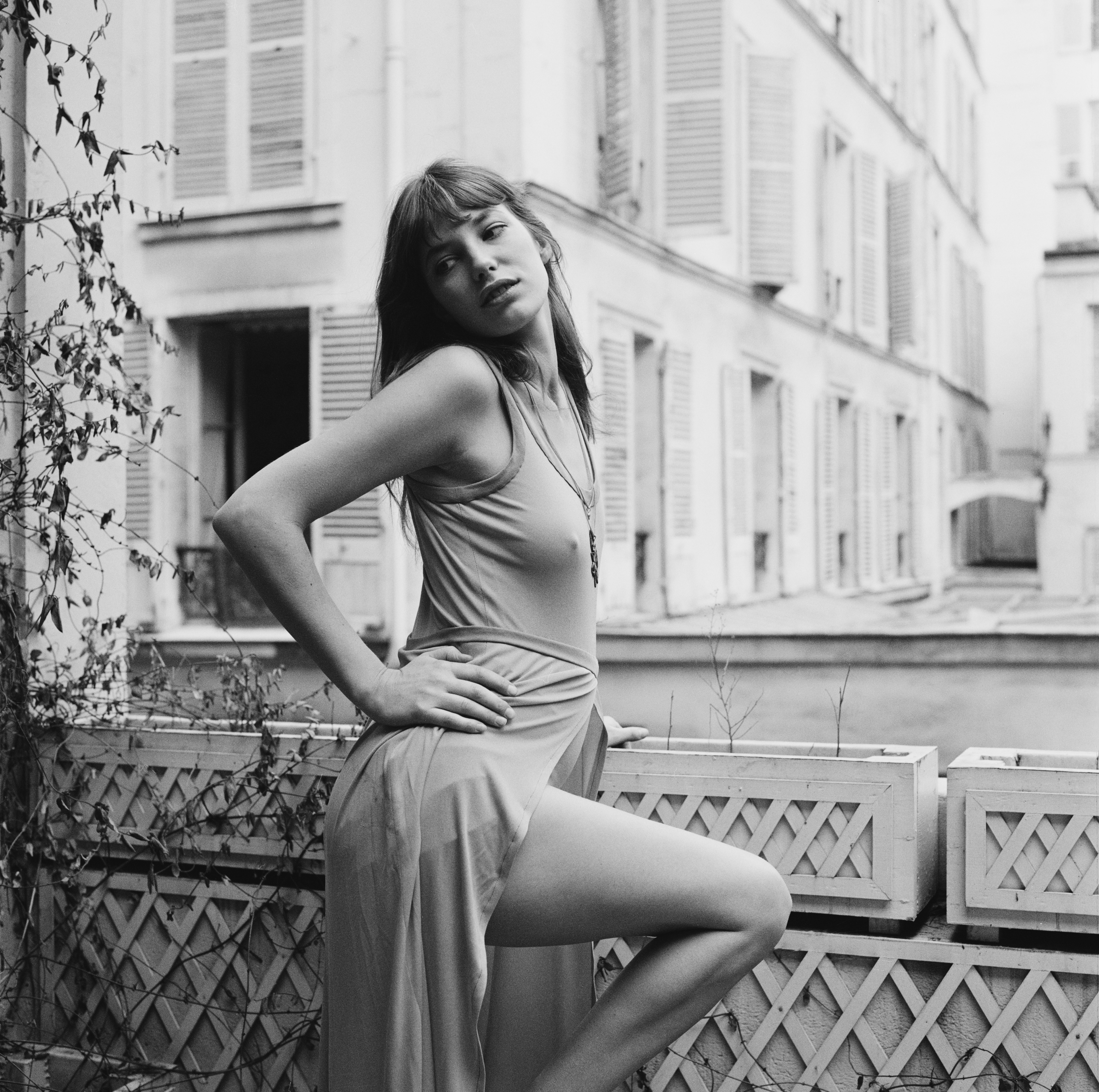 Jane Birkin © Getty Images