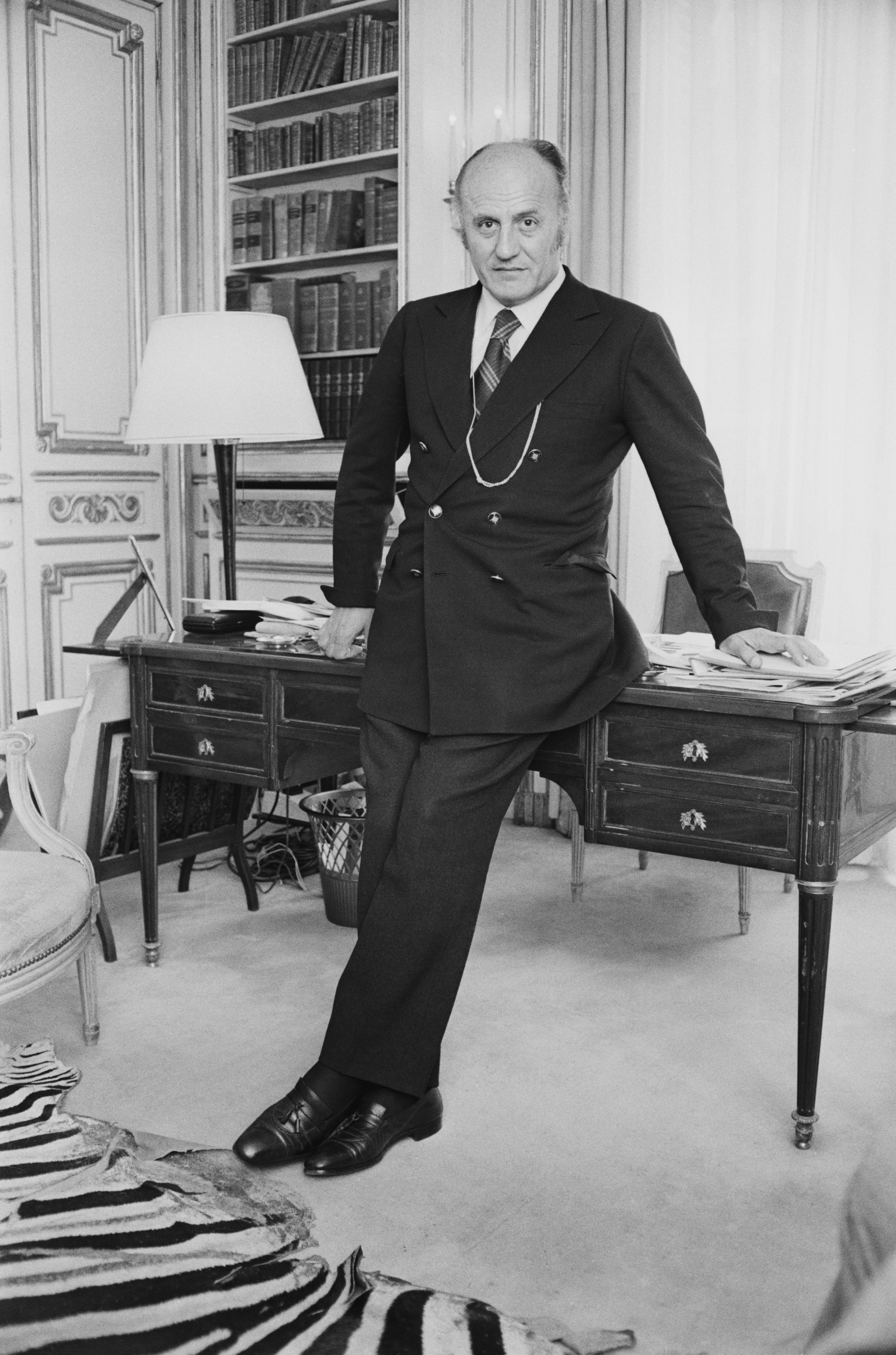 Pierre Balmain © Getty Images