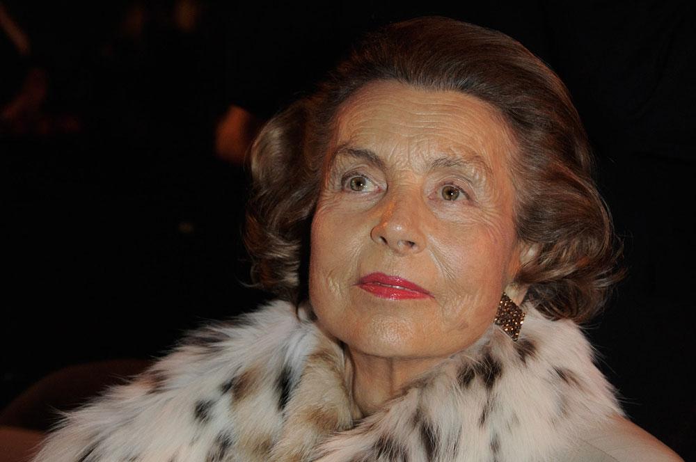 Morre Liliane Bettencourt, herdeira da marca L'Oreal