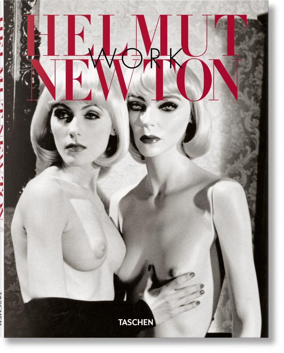 Helmut Newton, Work, € 30, Taschen.com
