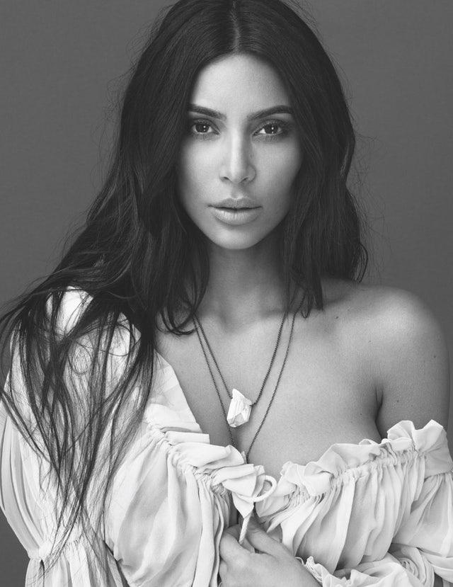 Kim Kardashian © Cortesia CFDA