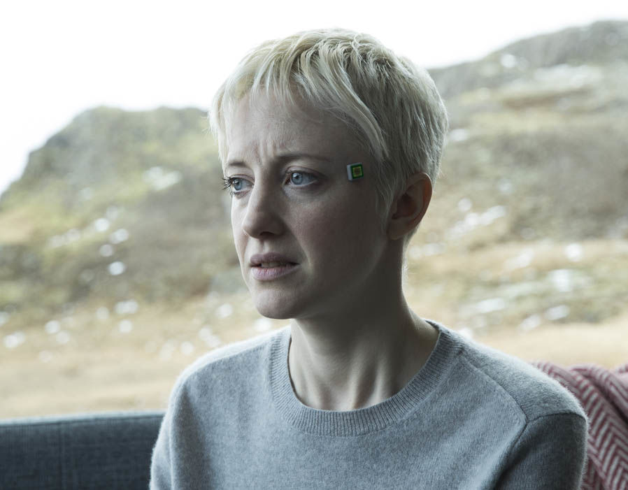 Andrea Riseborough, Black Mirror