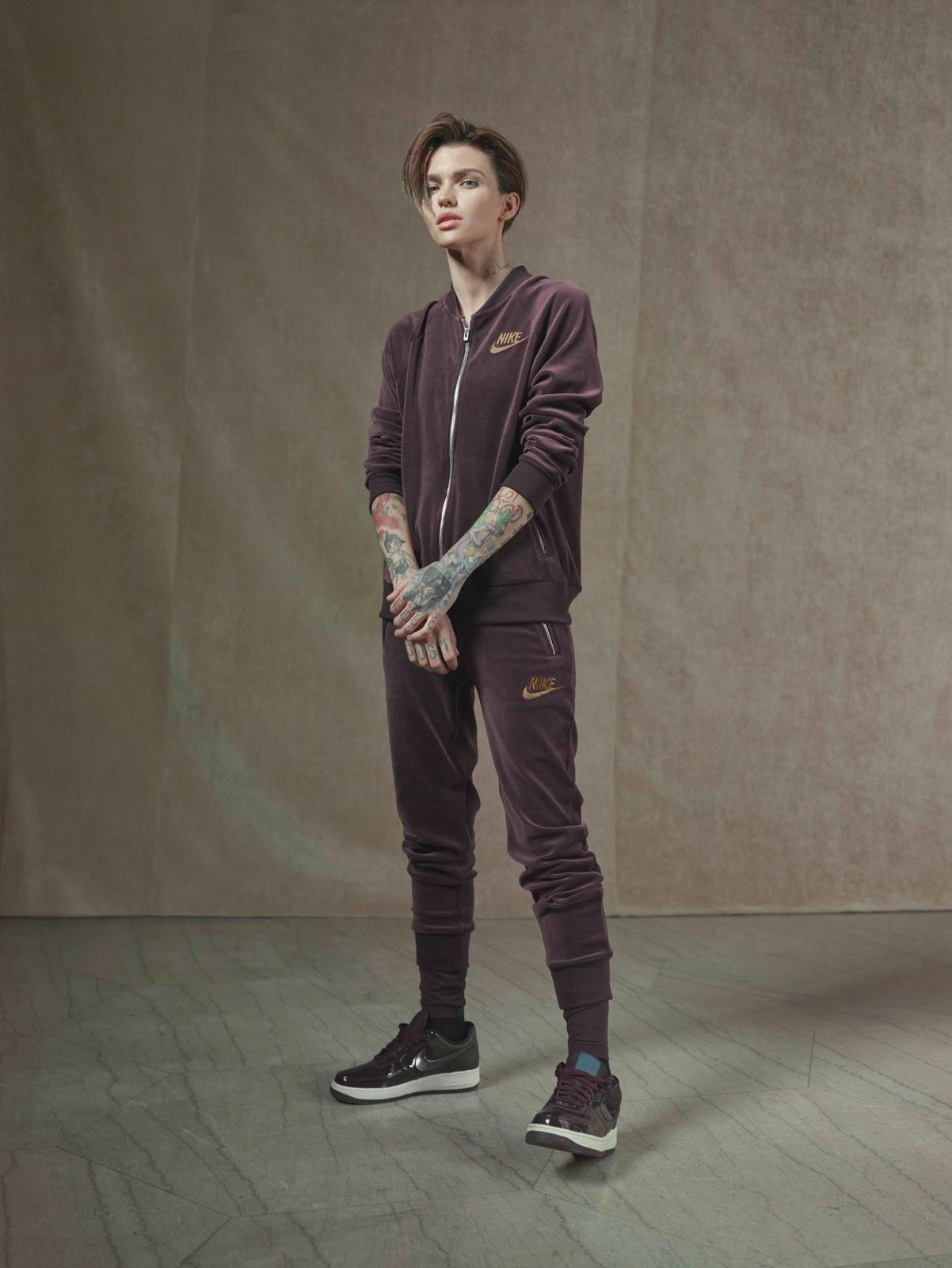 Ruby Rose protagoniza nova coleção da Nike