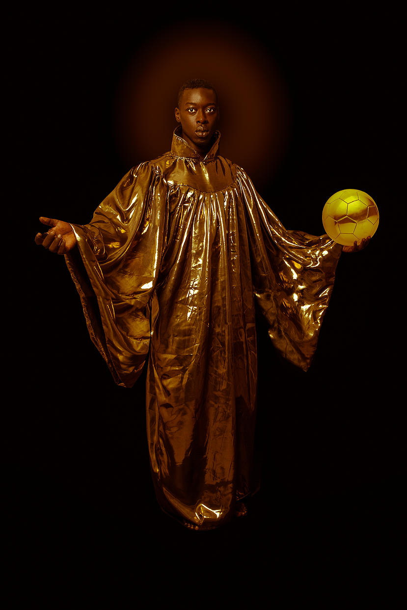 St. Benedict of Palermo (1526-1589) Omar Victor Diop ©D.R.