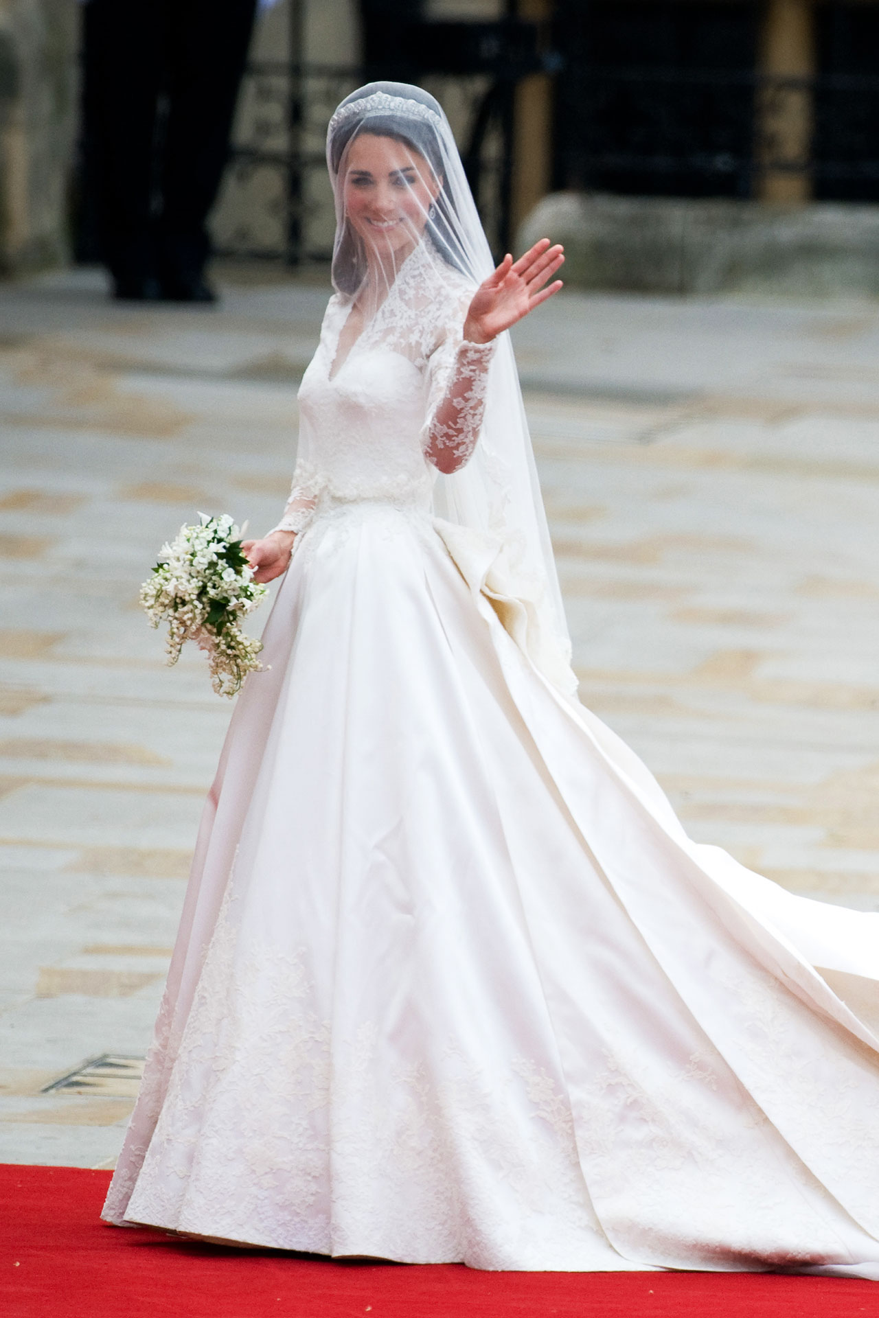 Kate Middleton, abril de 2011. Fotografia: Getty Images