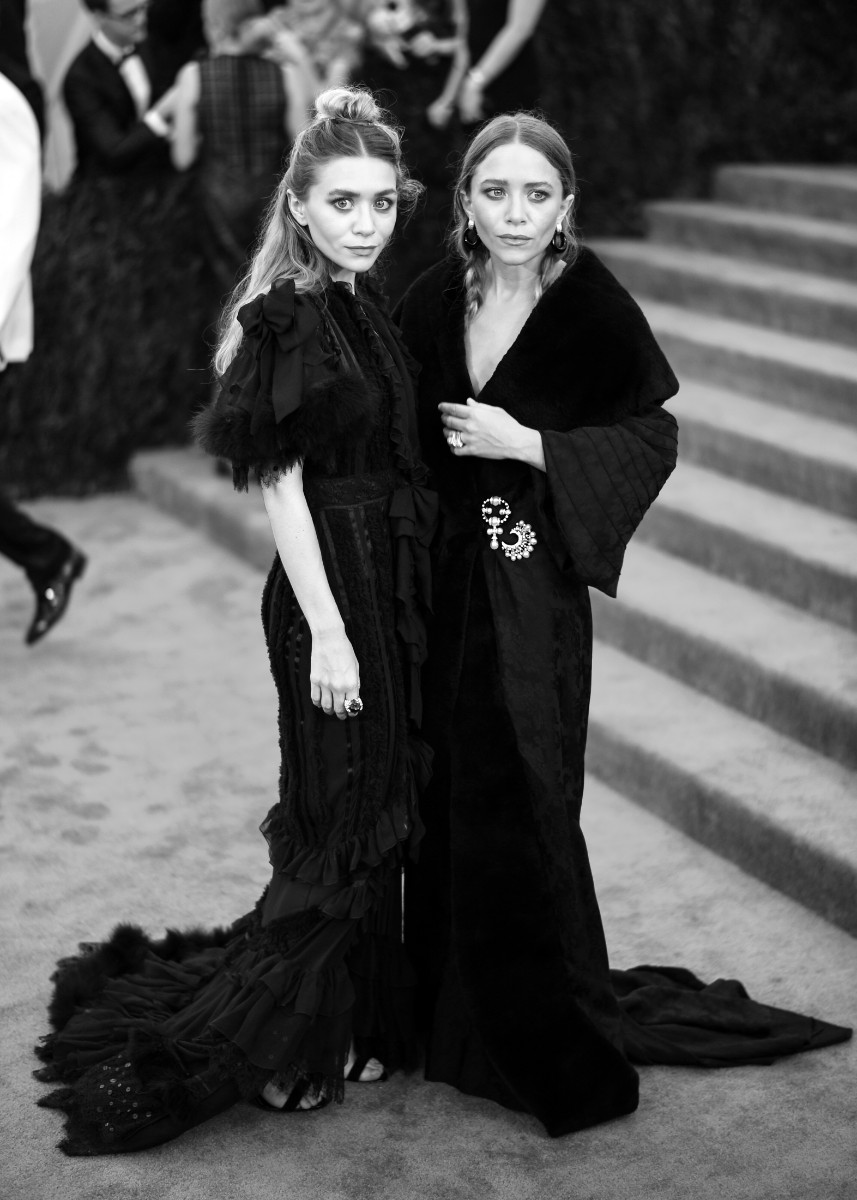 Ashley e Mary-Kate Olsen © Getty Images
