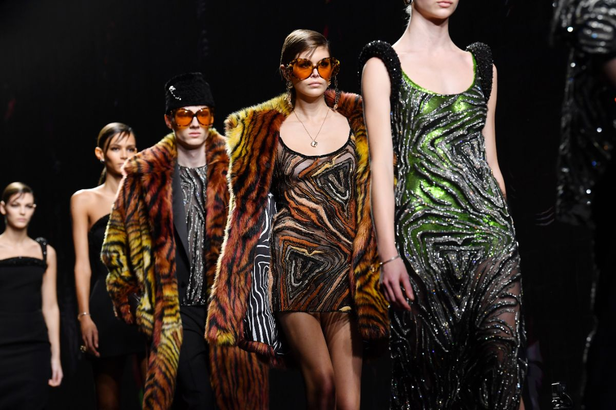 Versace Fall/Winter 2020-2021, Getty Images