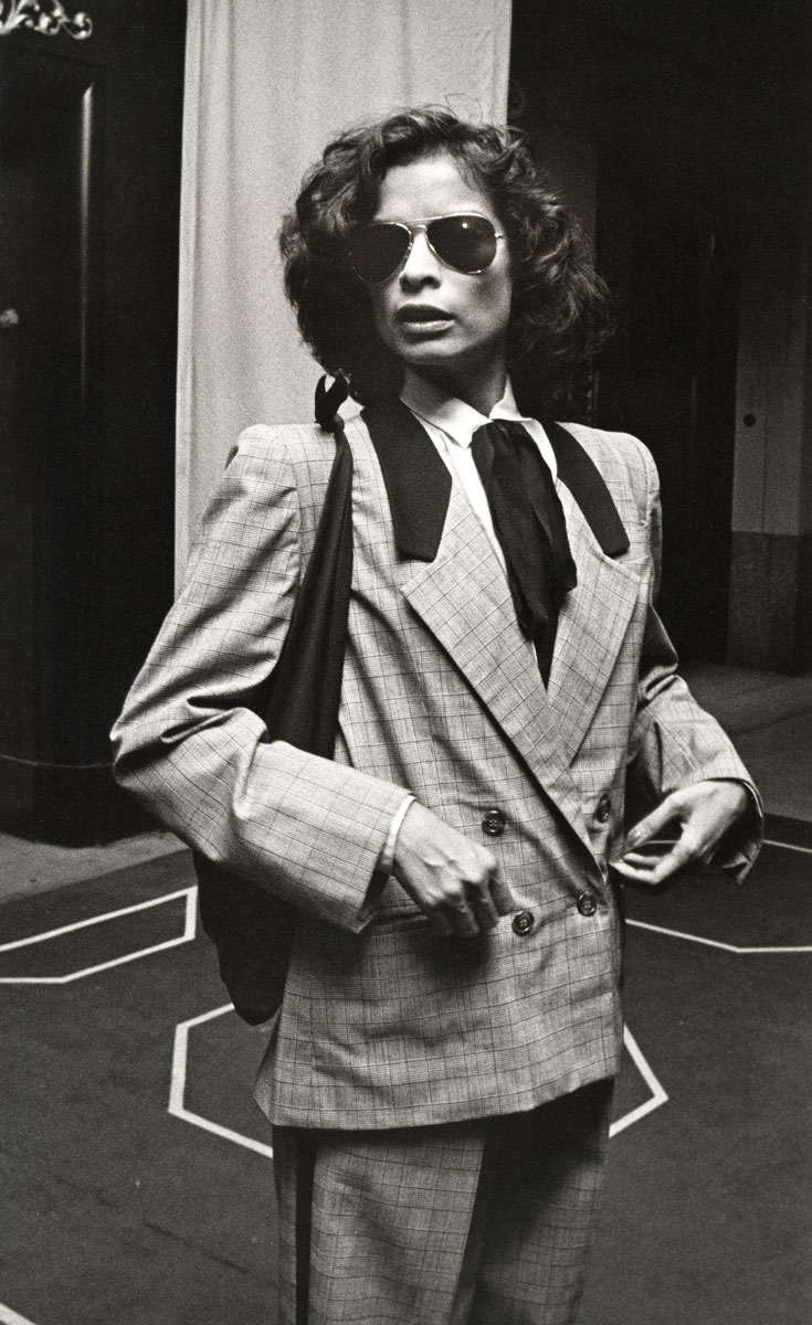 Bianca Jagger ©Ron Galella/Getty Images