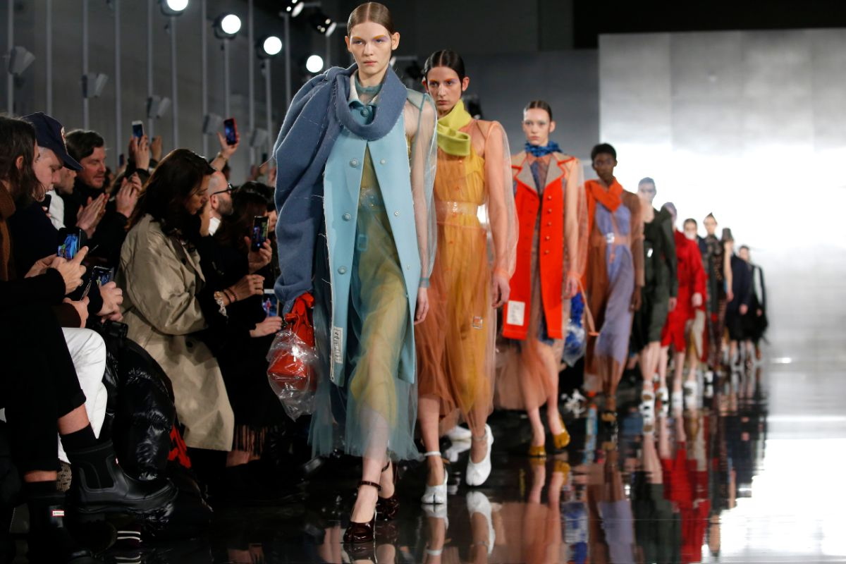 Maison Margiela, Fall/Winter 2020-2021, Getty Images