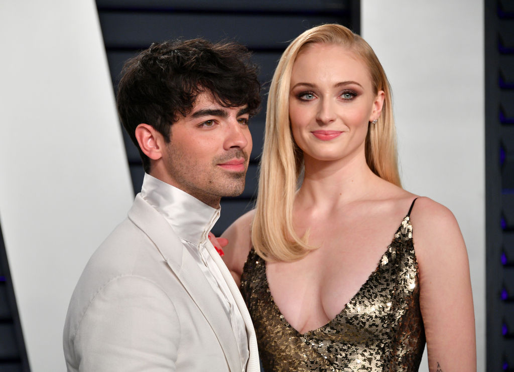 Joe Jonas e Sophie Turner ©Getty Images