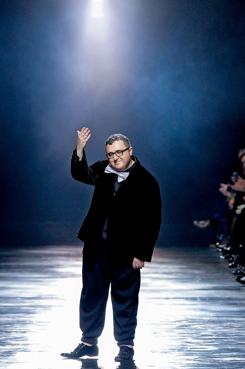 Alber Elbaz, 2008 © Getty Images