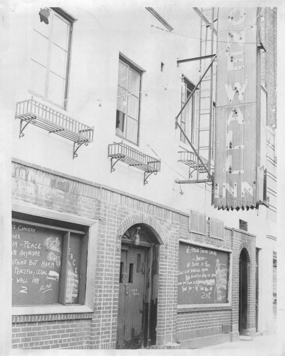 Stonewall Inn © Getty Images