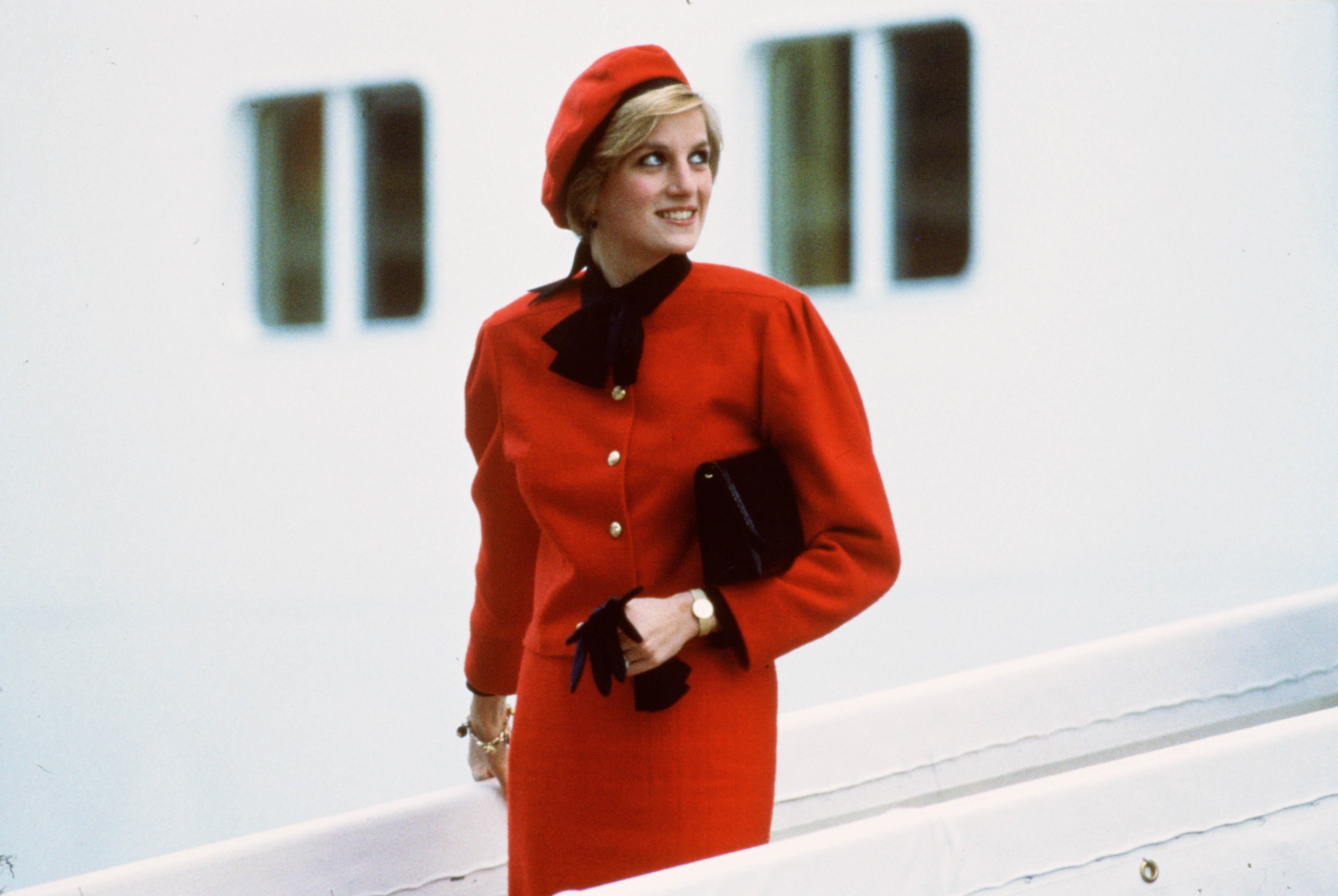 Diana Spencer, 1984 © Getty Images