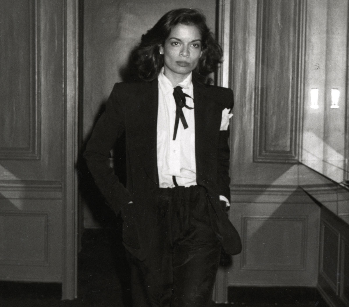 Bianca Jagger, 1978 ©Ron Galella/Getty Images
