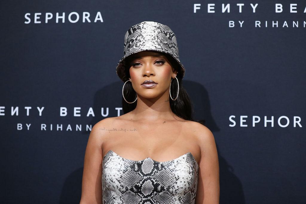 bfc15f4a4 Rihanna vai oficialmente lançar uma marca de Moda