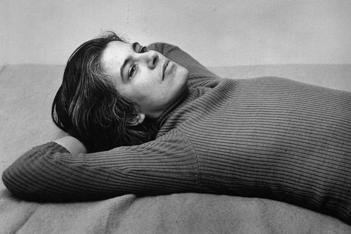 Peter Hujar (American, 1934–1987). Susan Sontag, 1975. The Metropolitan Museum of Art, New York, Purchase, Alfred Stieglitz Society Gifts, 2006 (2006.183). © 1987 The Peter Hujar Archive L.L.C.
