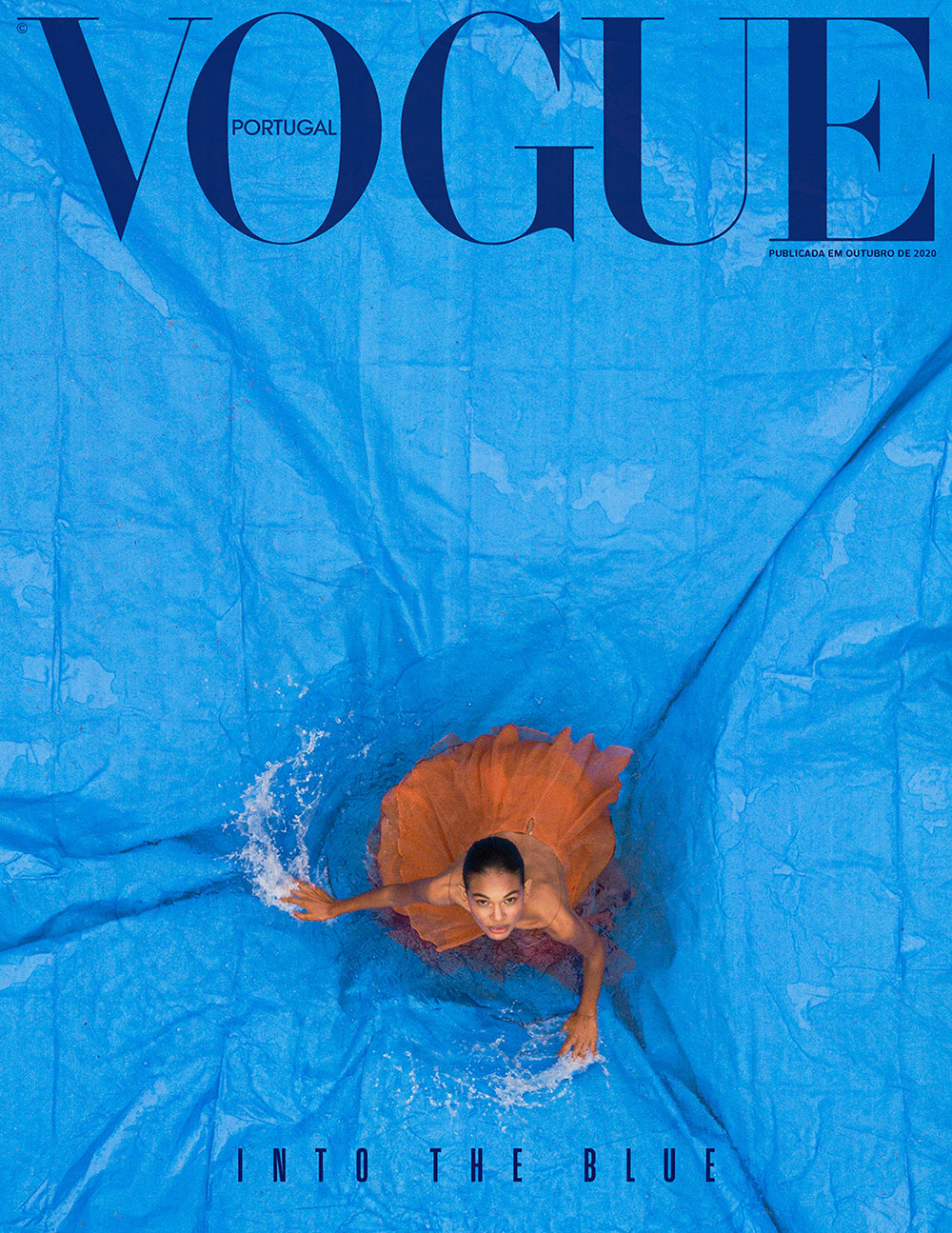 © Ricardo Abrahão | Vogue Portugal Blue issue
