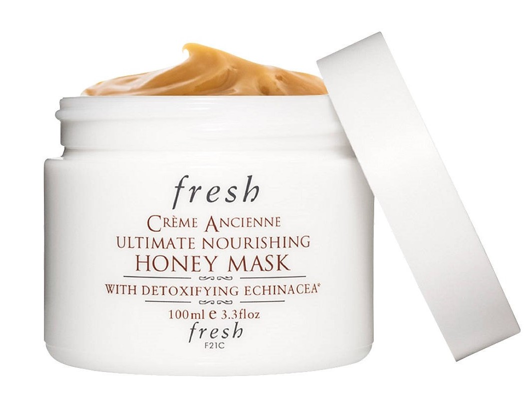 Máscara de rosto hidratante Crème Ancienne Ultimate Nourishing Honey Mask, € 140, Fresh