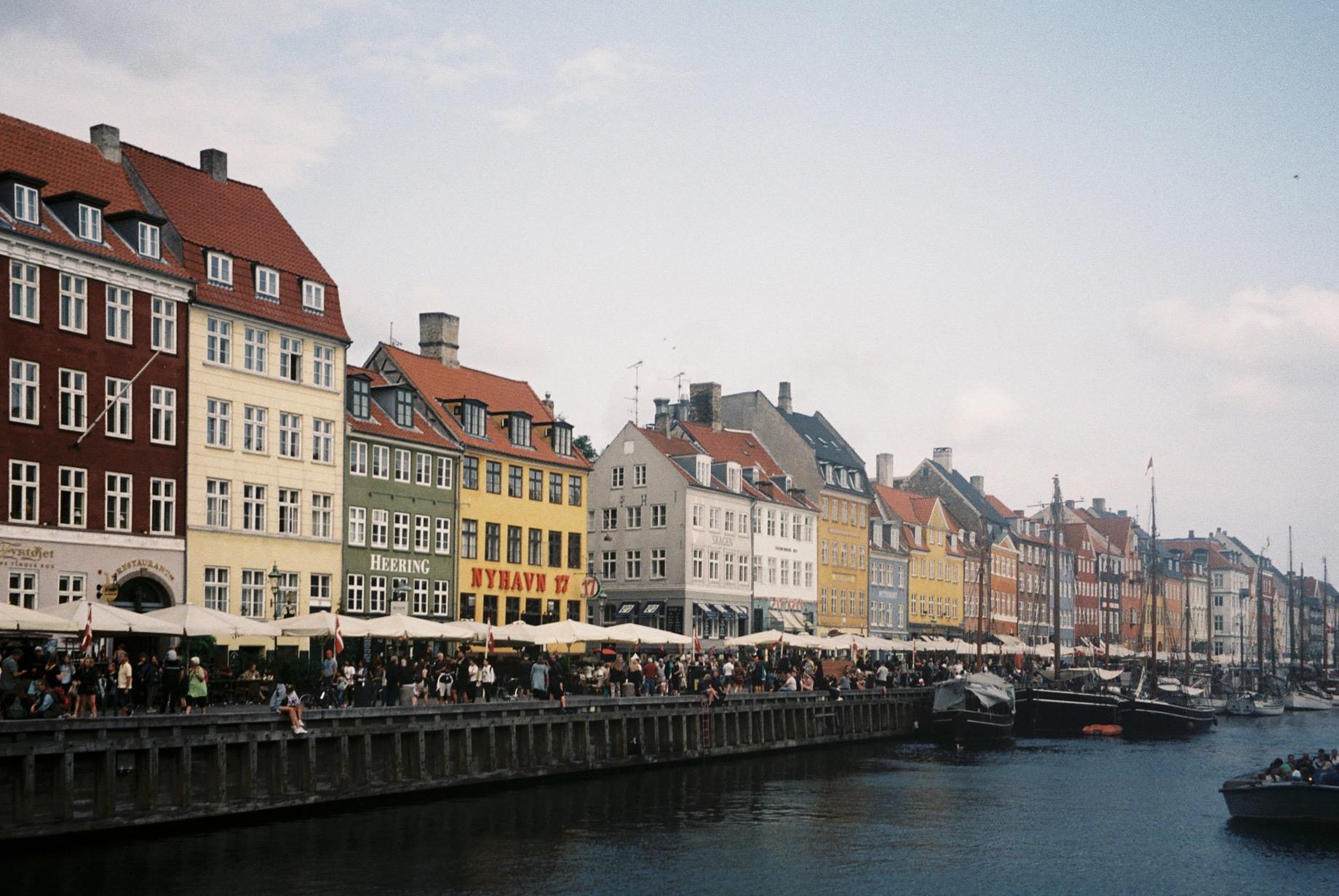 A Copenhaga de Catarina Mira