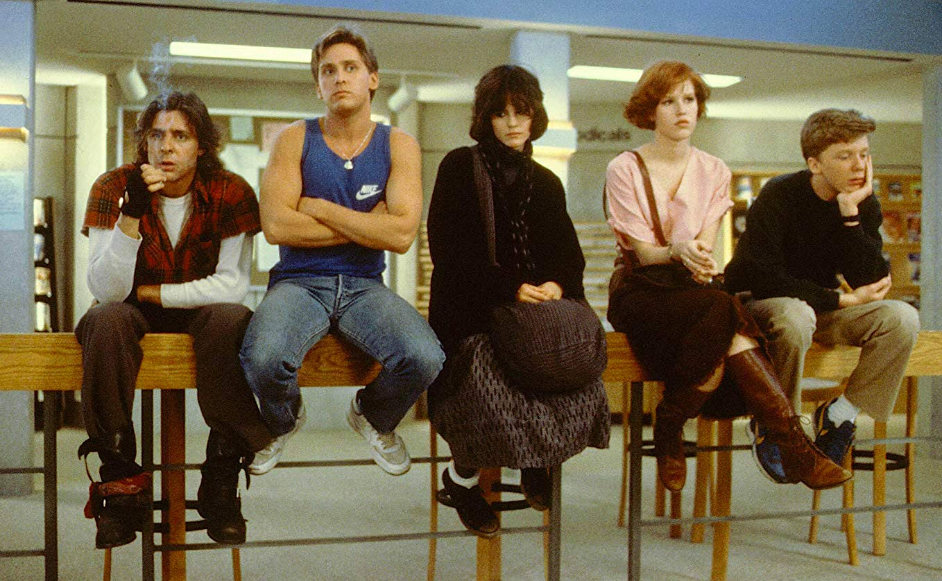 The Breakfast Club © IMDB