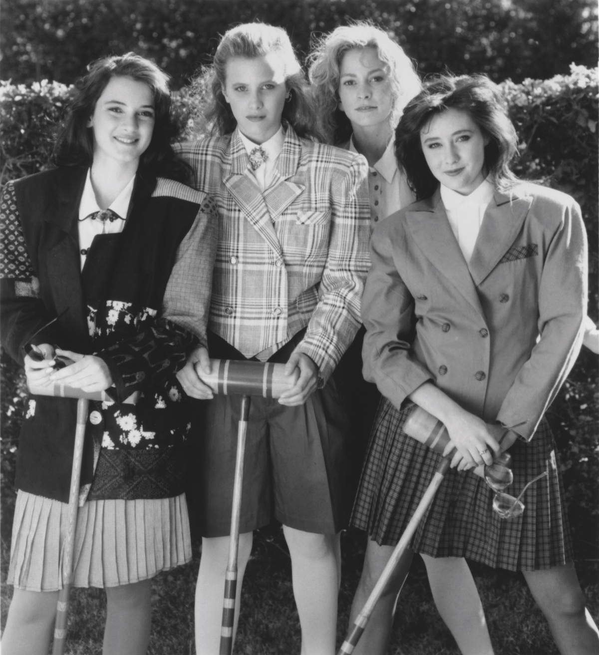 Heathers © Getty Images.