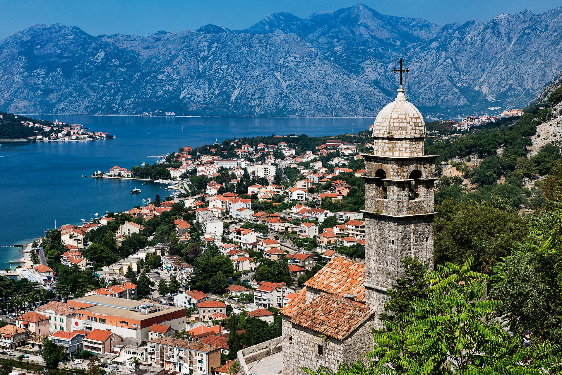 Montenegro © Getty Images.