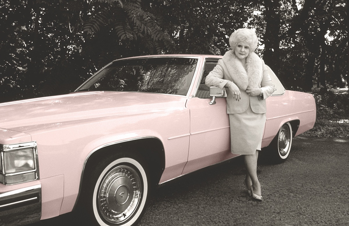 Mary Kay Ash, fundadora da Mary Kay. © D.R