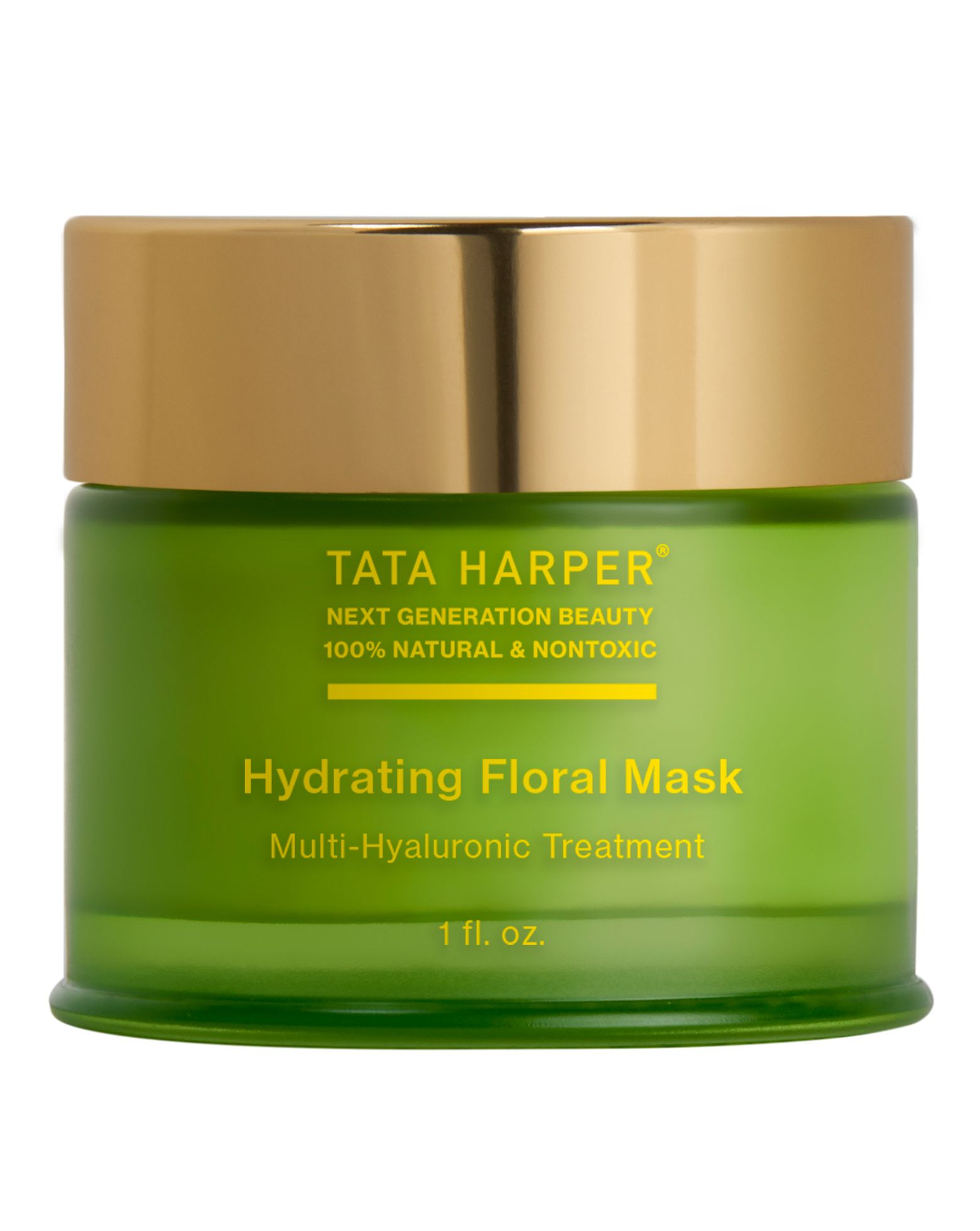 Hydrating Floral Mask, € 98, 30 ml, Tata Harper, na Skinlife.