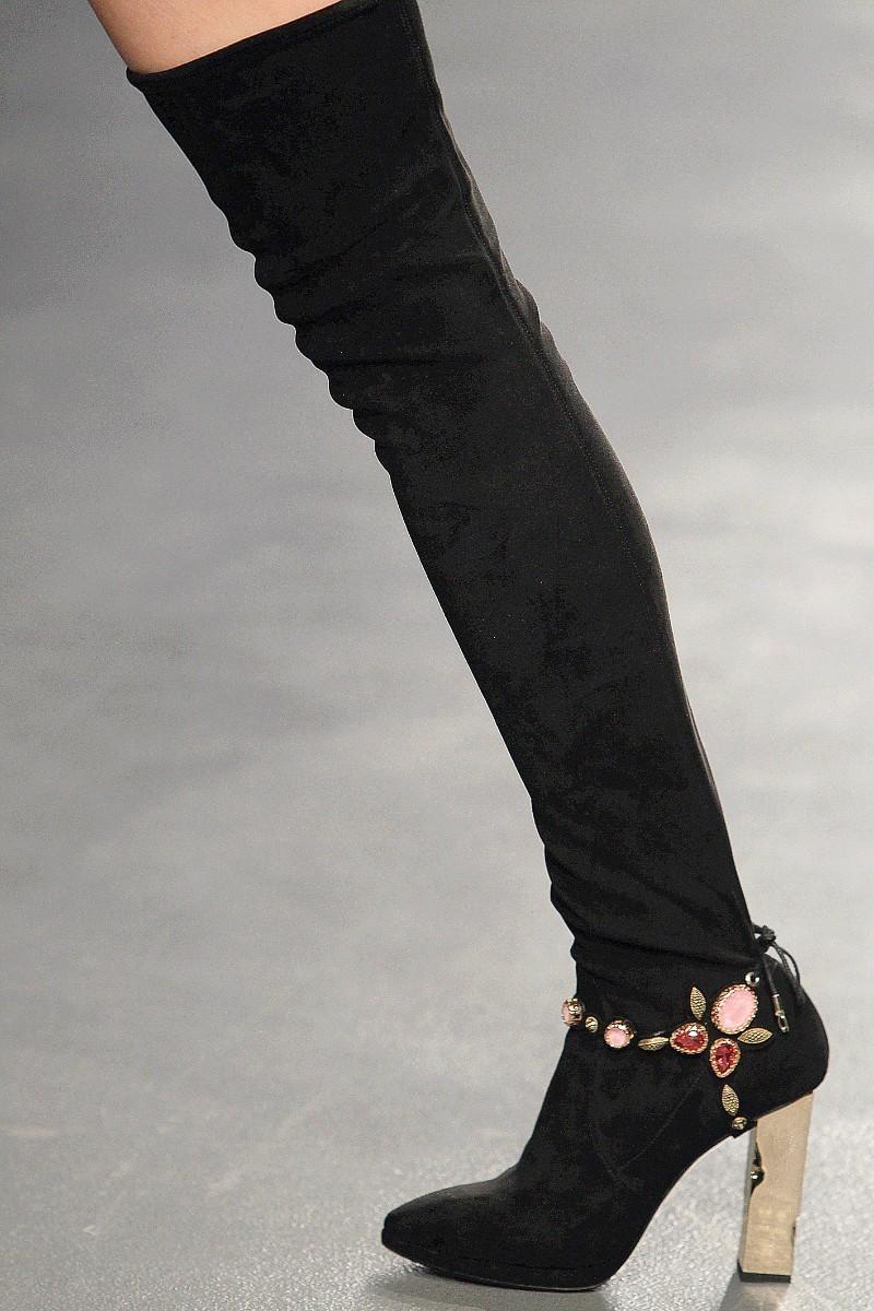 Tendências de calçados femininos outono inverno 2019 2020