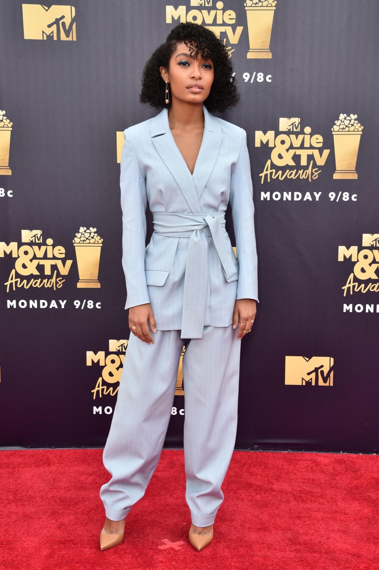 3141b4ec5c MTV Movie Awards 2018  as mais bem vestidas
