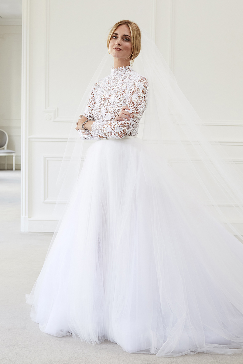 79c1600299 Chiara Ferragni  tudo sobre os vestidos Dior Haute Couture do seu ...