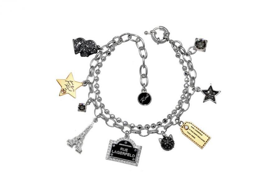 19bee7eee4b Karl Lagerfeld lança a sua primeira coleção de joias