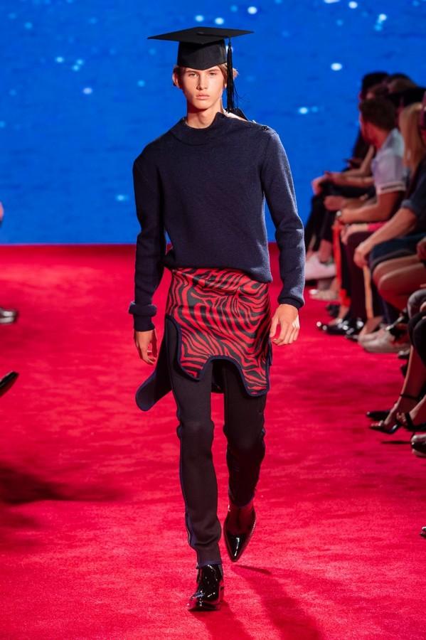 1e1af23a547 Calvin Klein 205W39NYC  primavera verão 2019