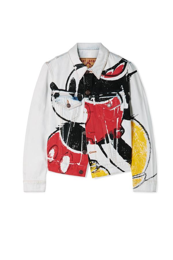 ade696e58 Casaco em denim €575 Marc Jacobs, Net-a-porter.com