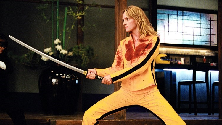 THE BRIDE, em Kill Bill (2003/2004)
