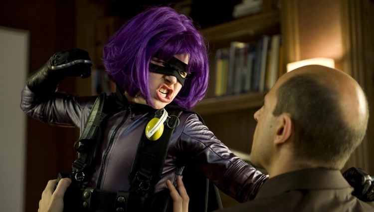 HIT GIRL, em Kick-Ass (2010/2013)