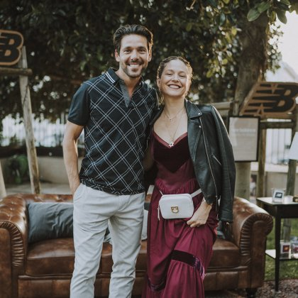 Bóveda sueño Fructífero  New Balance reune embaixadores e amigos da marca numa celebração familiar |  Vogue.pt